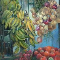 Limon-Costa Rica Fine Art Print