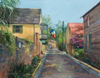 Father O'Reilly's House Fine Art Print