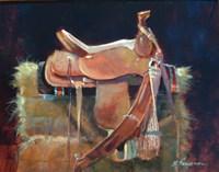Saddle Fine Art Print