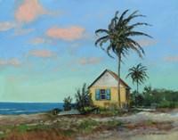 The Yellow House Fine Art Print