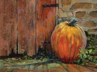 The Pumpkin Fine Art Print