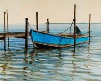 Apalachicola Oyster Boat Fine Art Print