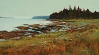 Coastal Maine Fine Art Print