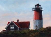 Nauset Light at Cape Cod Fine Art Print