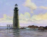 Graves Lighthouse - Boston Fine Art Print