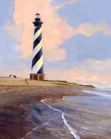 Cape Hatteras with Gentle Surf Fine Art Print