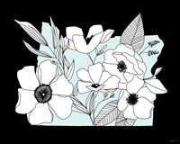 Oregon Flowers Fine Art Print