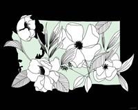 Washington Flowers Fine Art Print