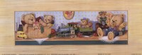 """Bears in Toyland by Ruane Manning - 10"""" x 4"""""""
