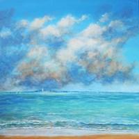 Cloud Colors Fine Art Print