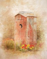 Outdoor Plumbing Fine Art Print