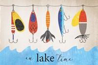 Lake Time Fine Art Print