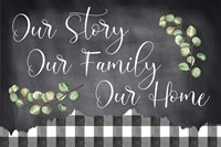 Our Story Fine Art Print