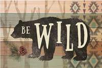 Be Wild Fine Art Print