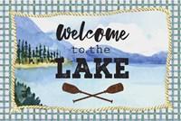 Welcome to the Lake Fine Art Print