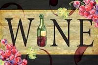 Wine Fine Art Print