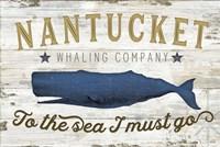 Nantucket Whaling Co. Fine Art Print