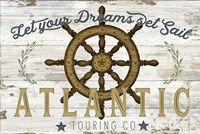 Atlantic Touring Co. Fine Art Print