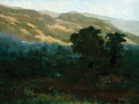 Mountain View Fine Art Print