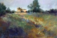 Tuscan Home Fine Art Print
