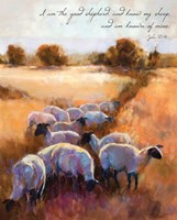 Good Shepherd Fine Art Print