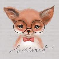 Brilliant Fox Fine Art Print