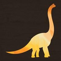 Dino II Framed Print