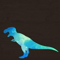 Dino III Framed Print