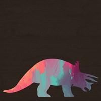 Dino IV Framed Print