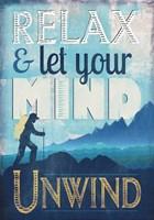 Let Mind Unwind Fine Art Print