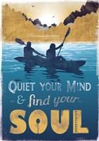 Quiet Mind Fine Art Print