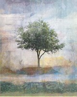 Tree Collage I Fine Art Print