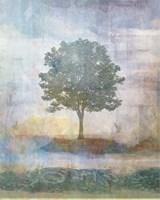 Tree Collage II Fine Art Print