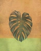 Orange Leaf Fine Art Print