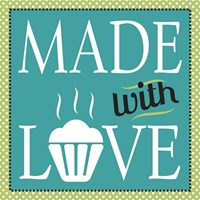 Made With Love Fine Art Print