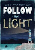 Follow Light Fine Art Print