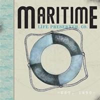 Maritime Fine Art Print