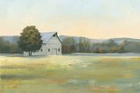 Morning Meadows II Fine Art Print