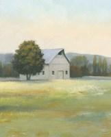 Morning Meadows II Crop Fine Art Print