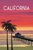 California Fine Art Print