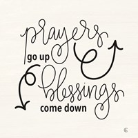 Blessings Come Down Fine Art Print