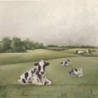 Down on the Farm I Fine Art Print