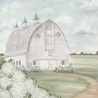 Mustardseed Barn Fine Art Print