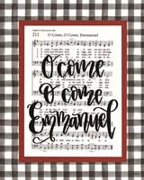 O Come Emmanuel Fine Art Print