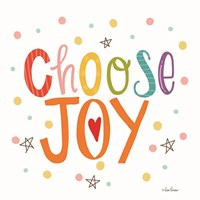 Choose Joy Fine Art Print