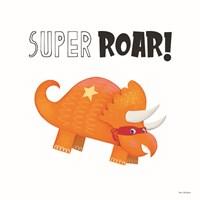 Super Roar Fine Art Print