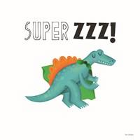 Super ZZZ Fine Art Print