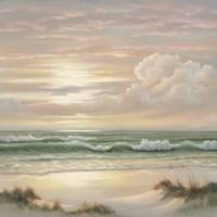 Coastal Dusk II Fine Art Print
