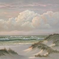 Coastal Dusk III Fine Art Print