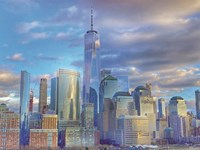 New York City II Fine Art Print